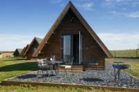 Glamping cabin in rural Leicestershire