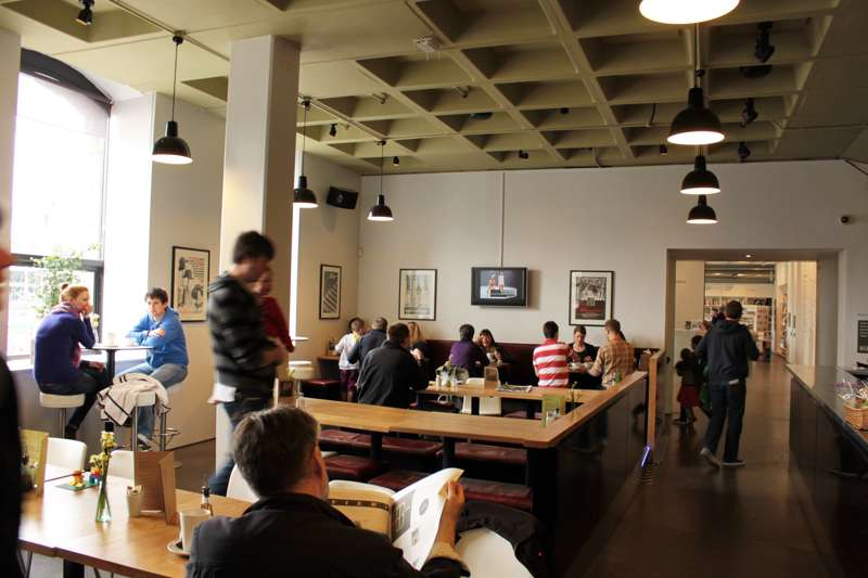 The Arnolfini Cafe Bar