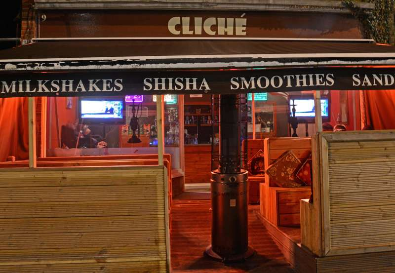 Cliché Shisha Lounge