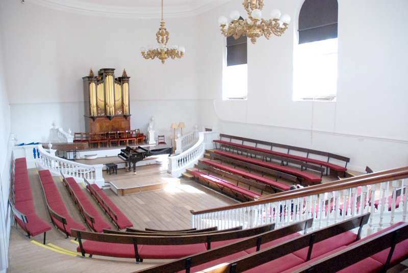 Holywell Music Room