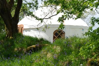 The Yurt Farm Crynfryn, Penuwch, Tregaron, Ceredigion, SY25 6RE