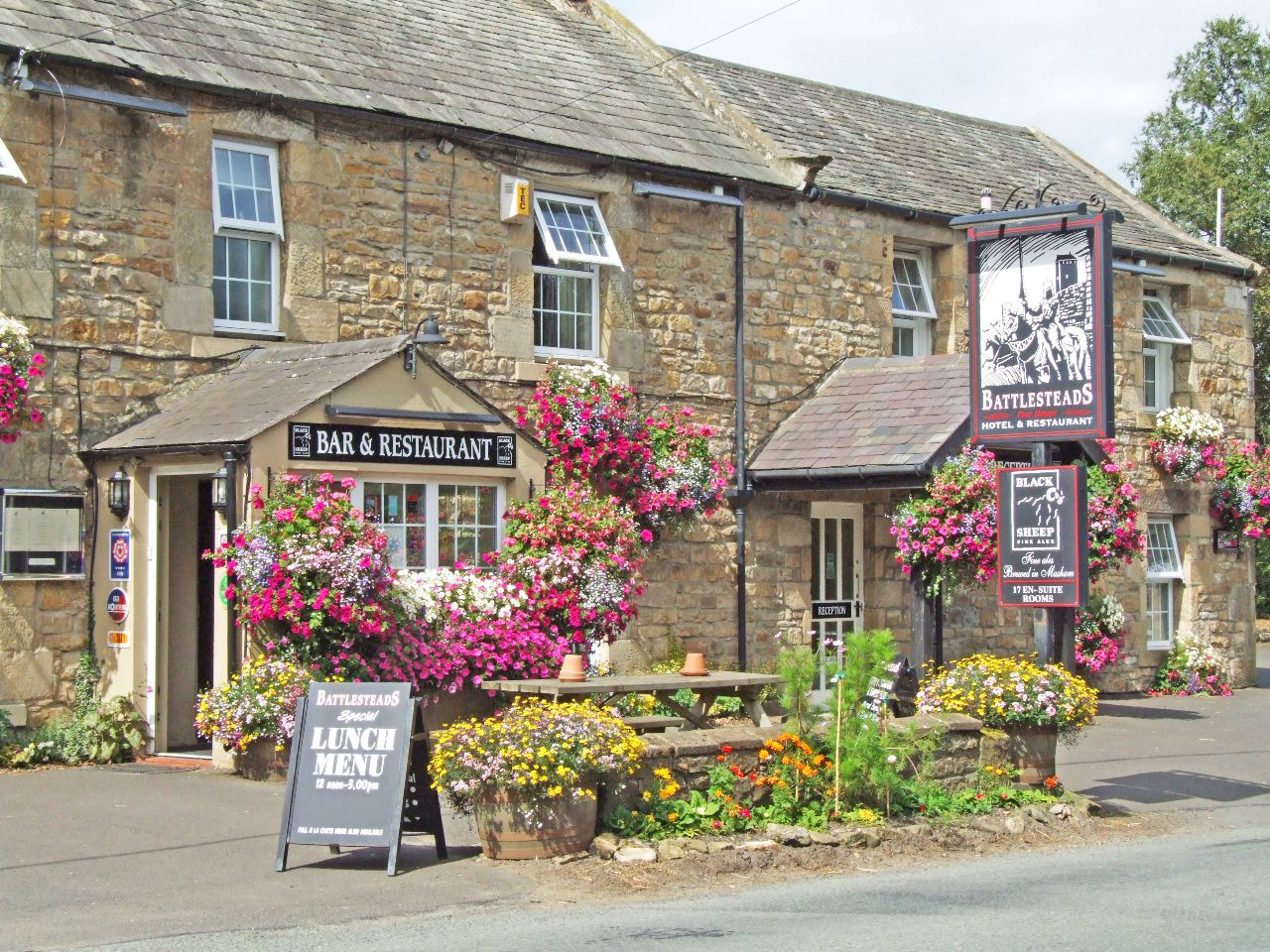 Hotels in Northumberland holidays at Cool Places
