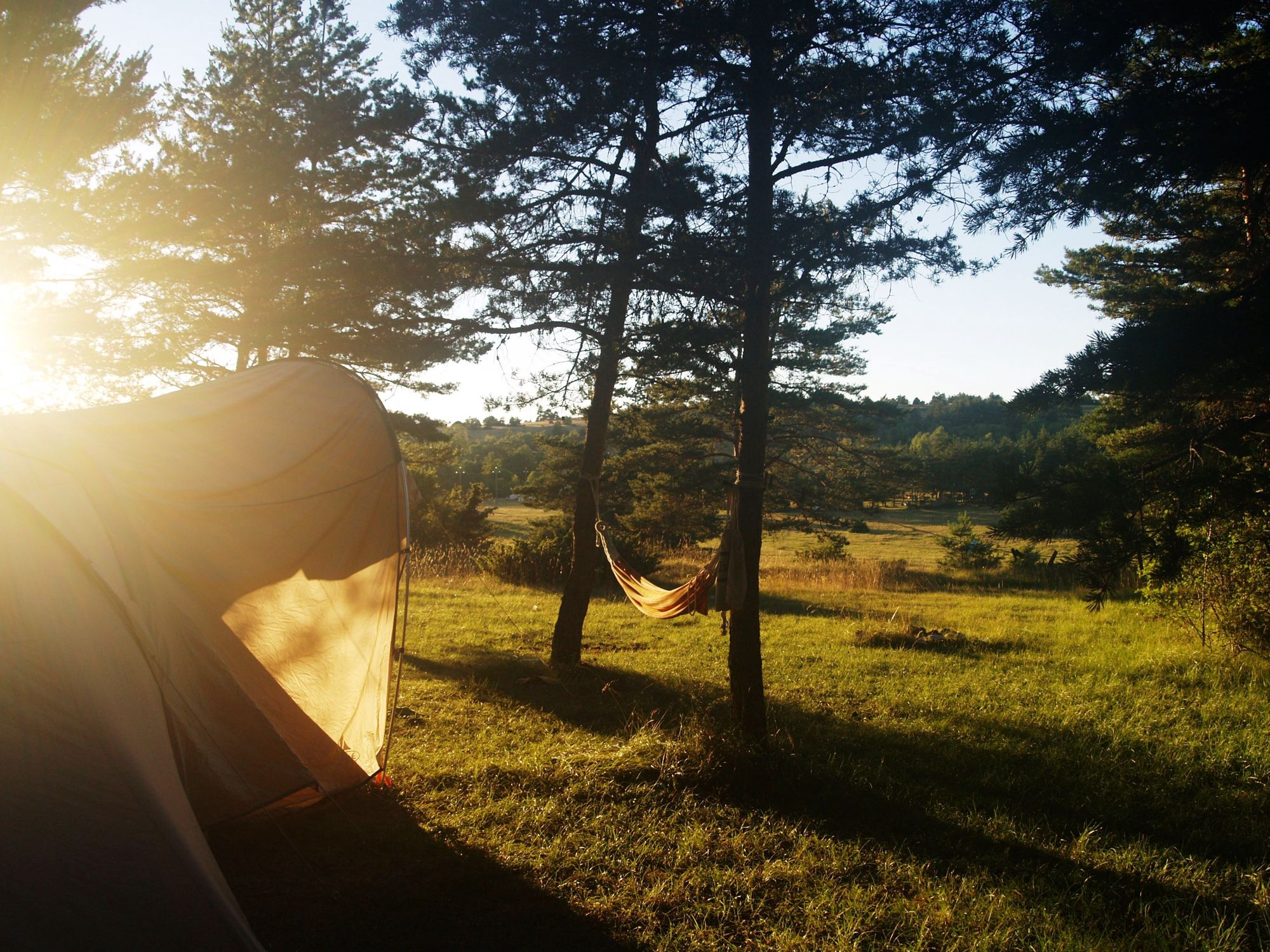 Campsites in France