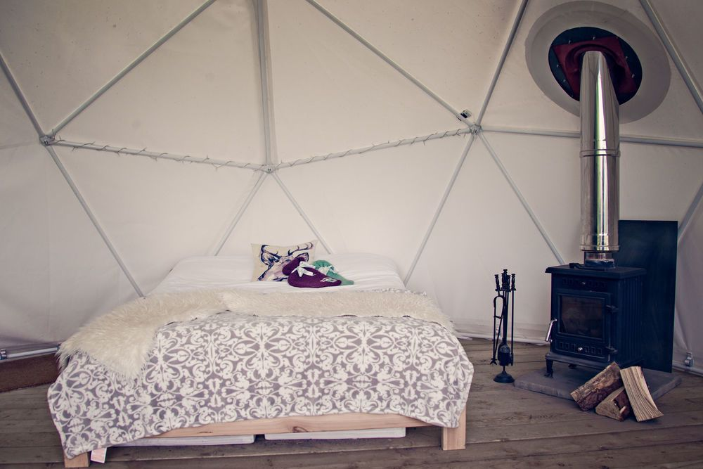 Glamping in Yorkshire – The best glamping locations across Yorkshire
