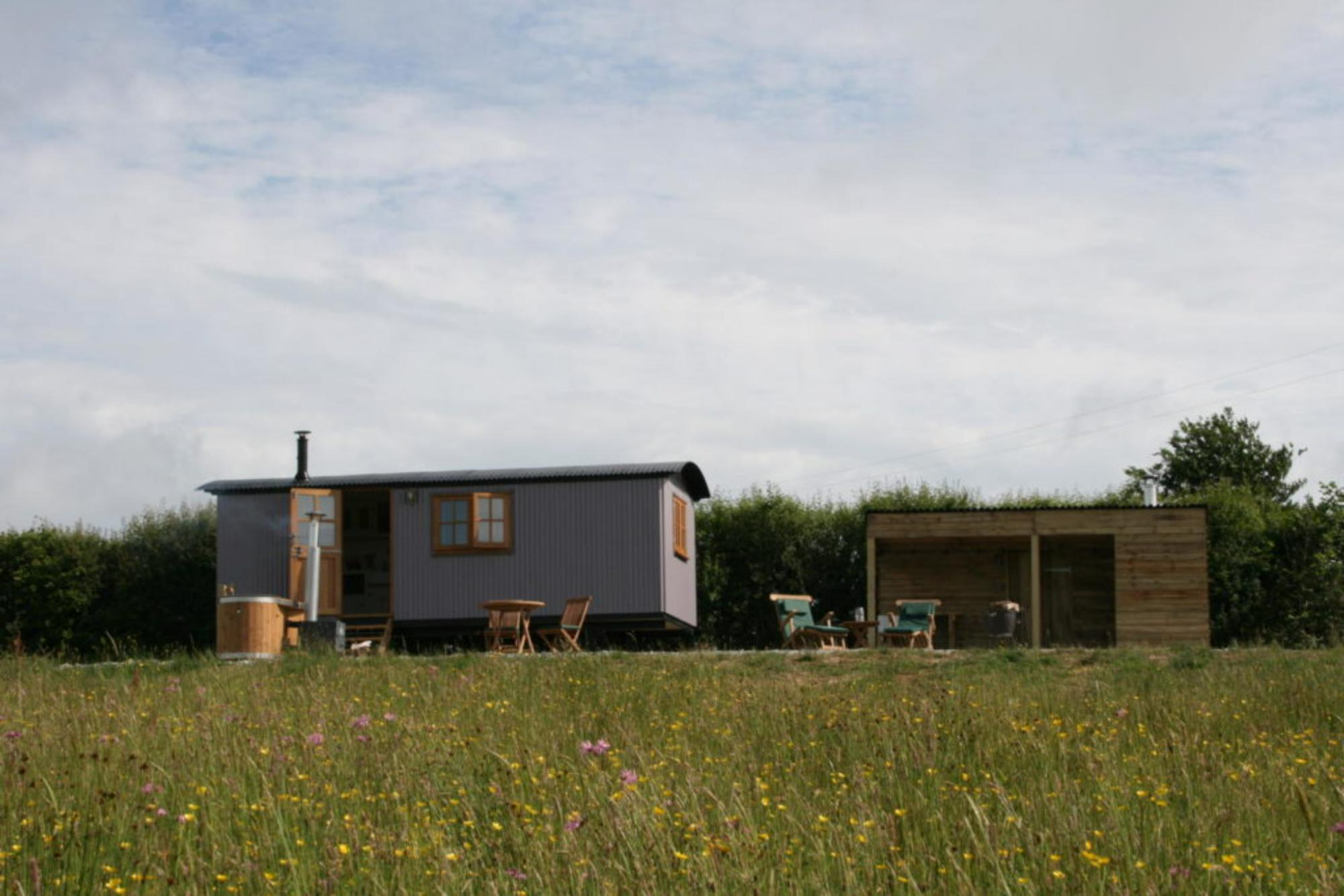 Glamping in South West England holidays at Cool Places