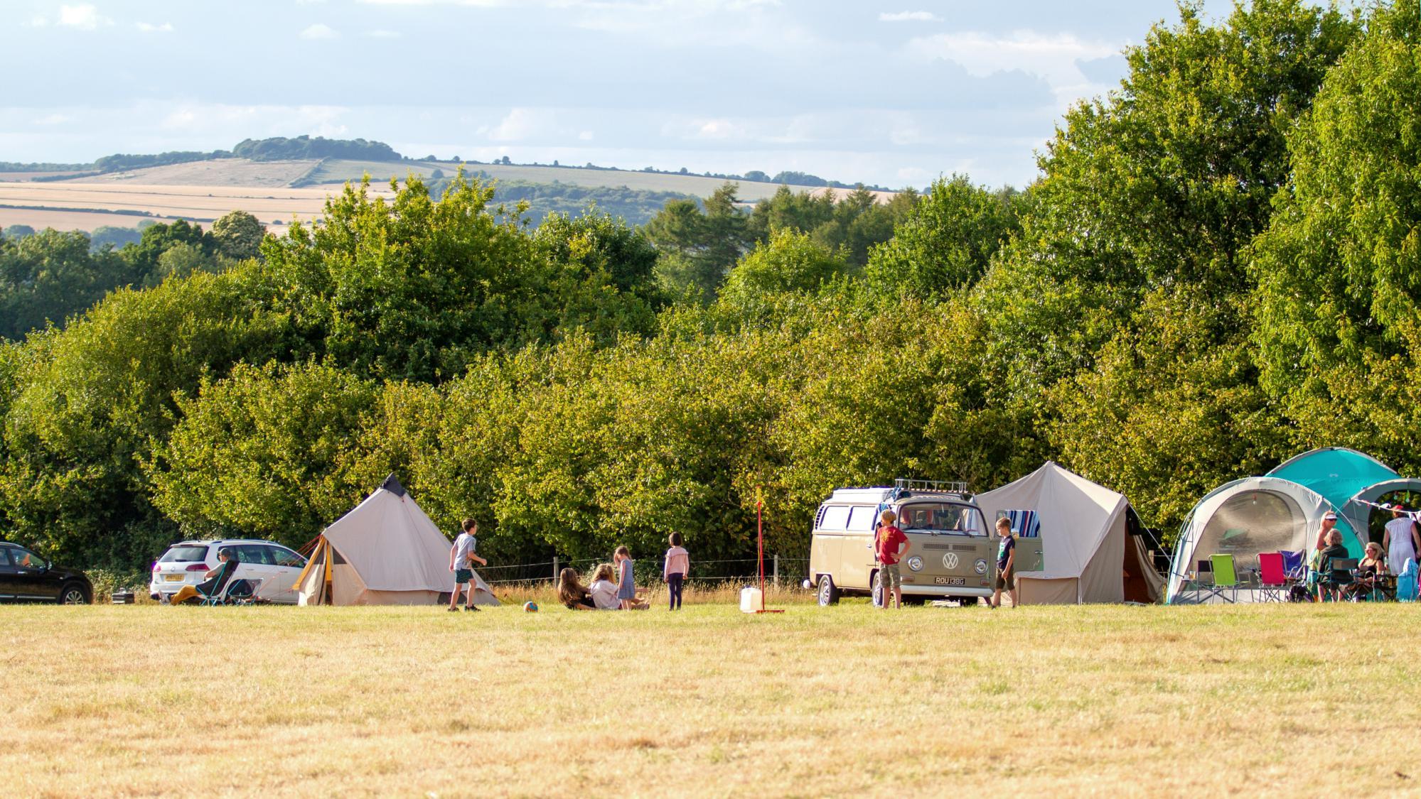 Campsites in Fordingbridge – I Love This Campsite