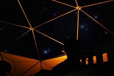 Luxury Geo-Dome