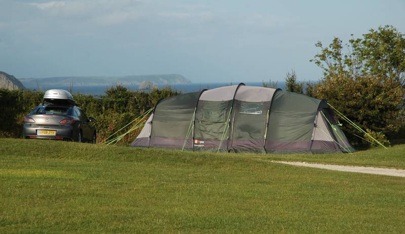 Porthleven Camping – Campsites near Porthleven, Cornwall