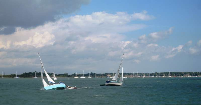 Chichester Harbour Solar Heritage Boat Tours