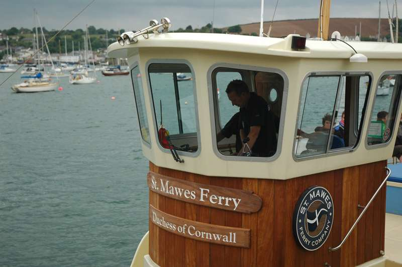Ferry to St Mawes