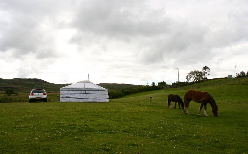Glamping in Dumfries And Galloway
