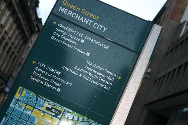 Merchant City Public Art Trail