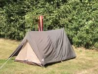 Small Tent 2 man (Non Electric)