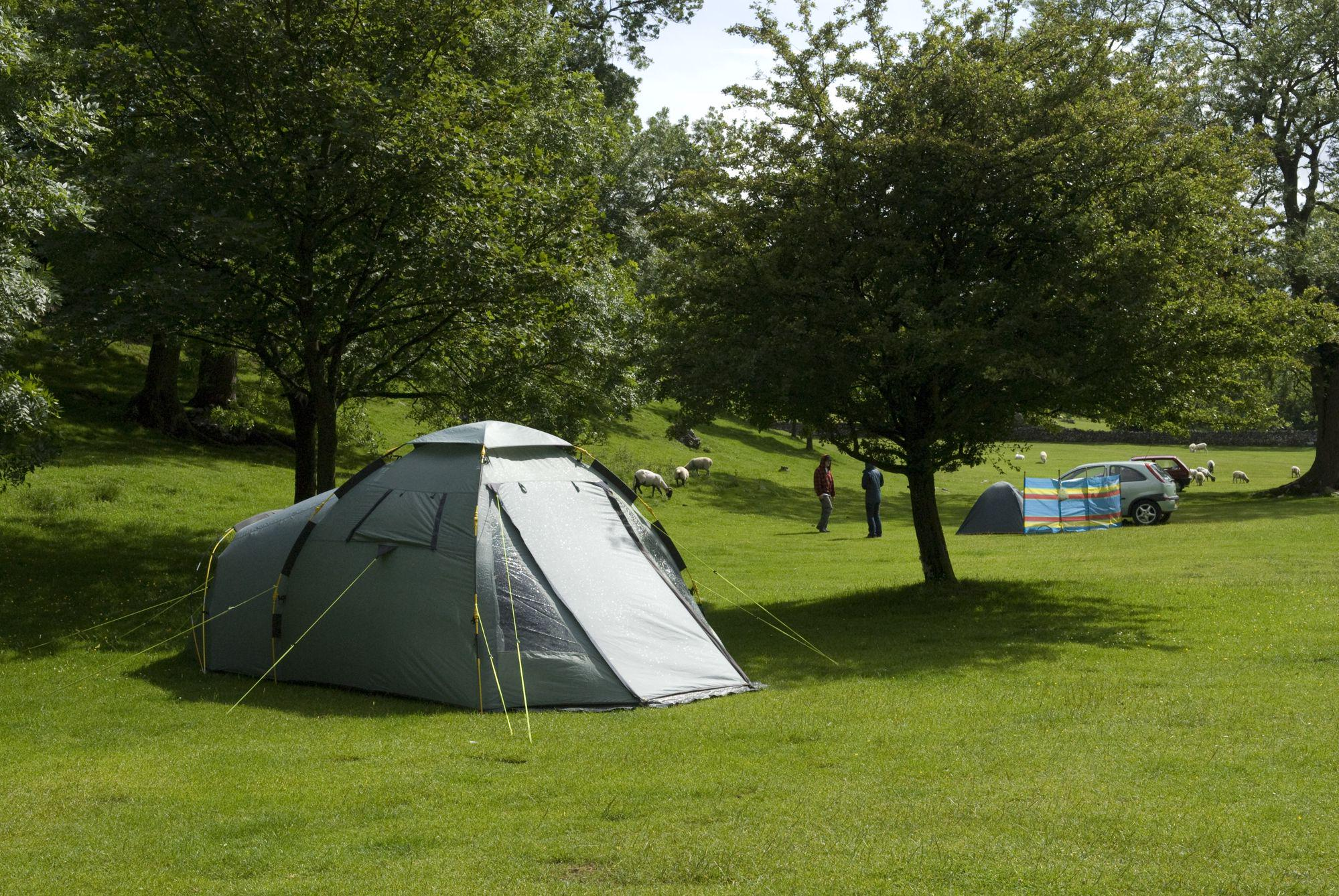 Grassington Camping | Campsites in Grassington, Yorkshire Dales