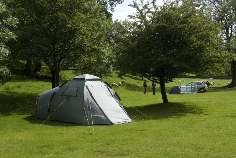 Grassington Camping   Campsites in Grassington, Yorkshire Dales
