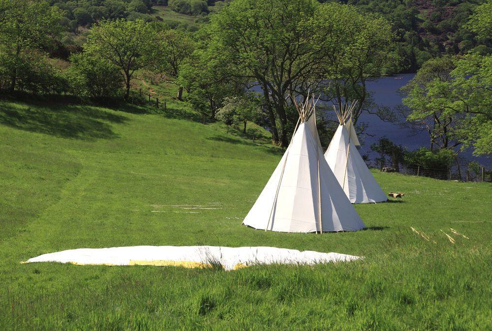 Campsites in Gwynedd