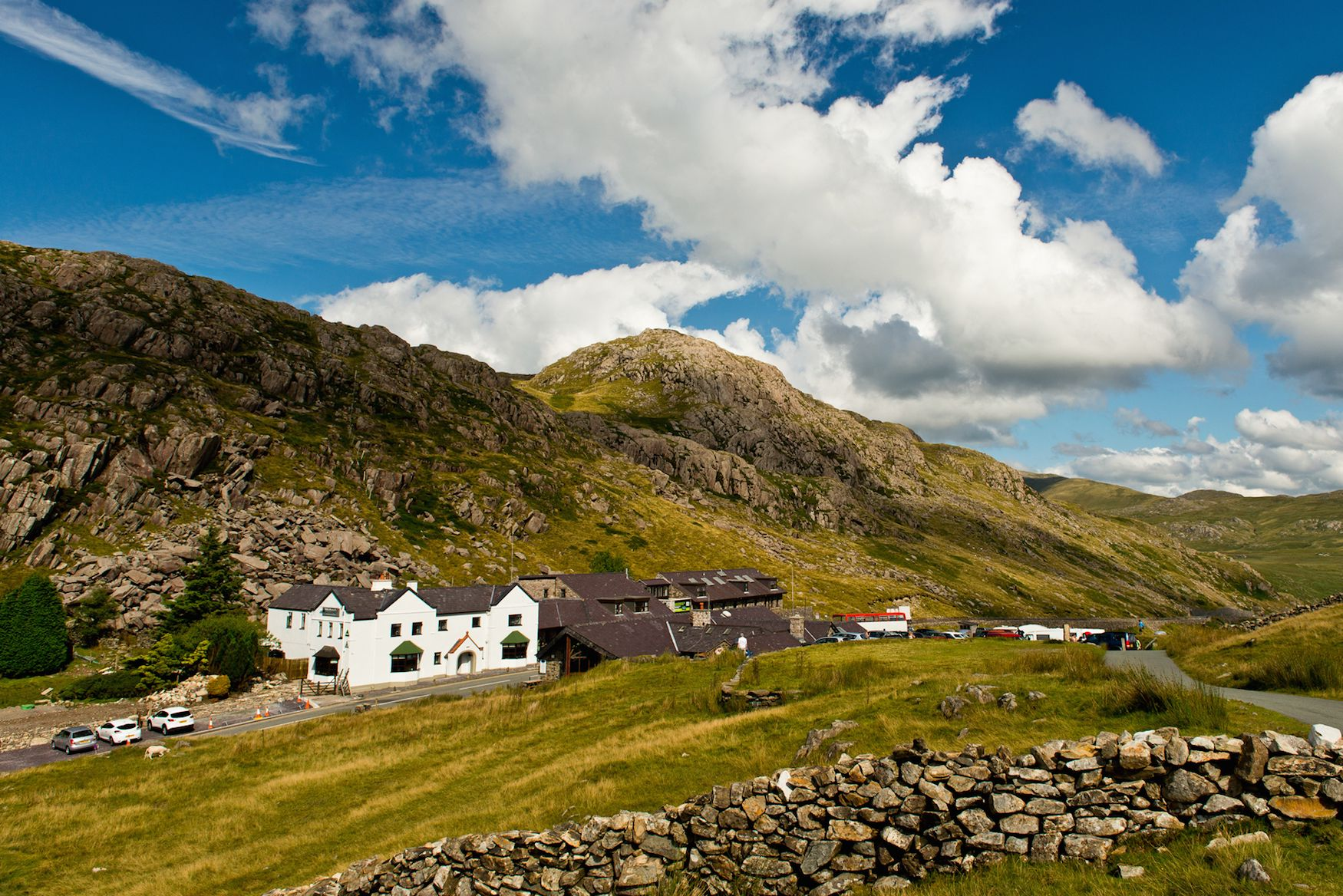Hostels in Llanberis holidays at Cool Places