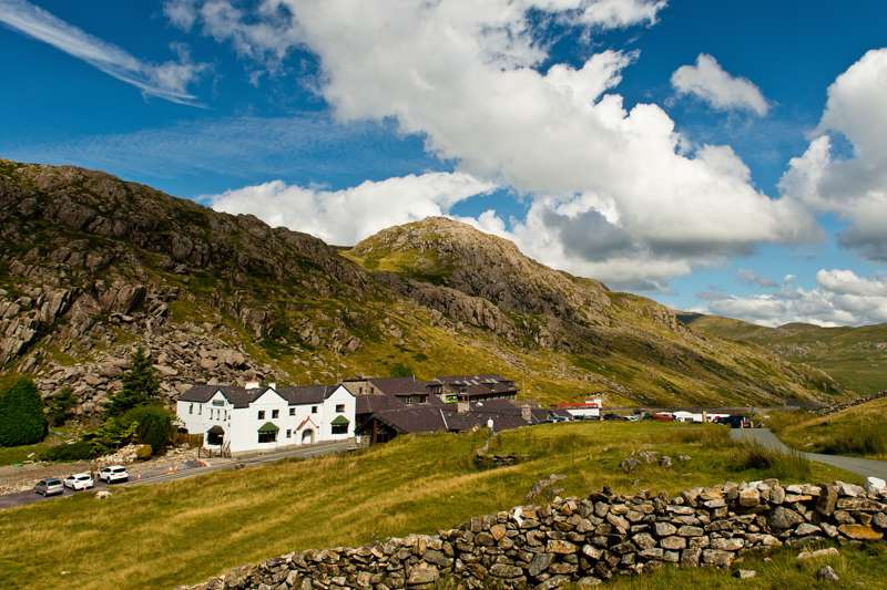 Hotels, Cottages, B&Bs & Glamping in Snowdonia