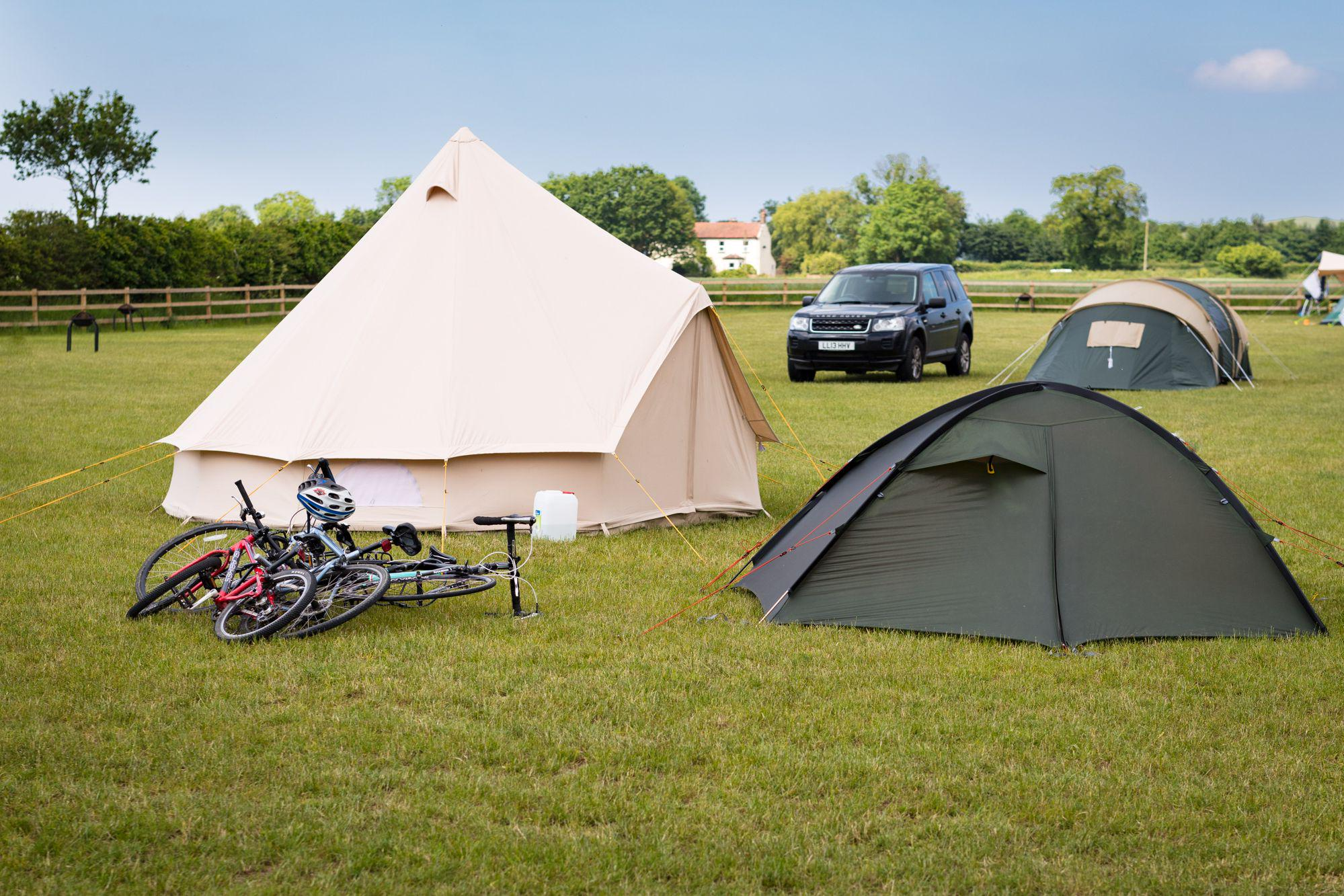 Waxham Camping – Campsites near Waxham, Norfolk