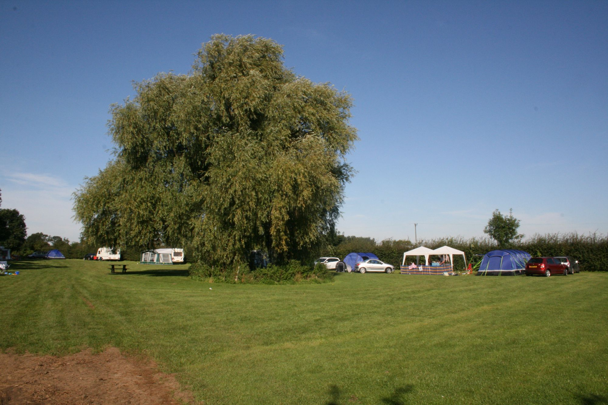 Campsites in Lincoln holidays at Cool Camping