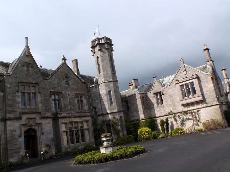 The Roxburghe Hotel and Golf Course Good Heiton Kelso Roxburghshire TD5 8JZ