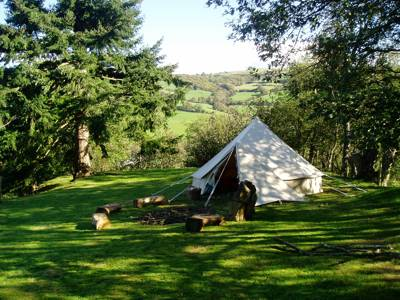Laid back glamping in the breathtaking wilds of Snowdonia.