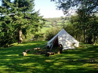 Backtrack Camping Rhiw, Ffordd Maenan, Eglwysbach, Conwy LL28 5UG