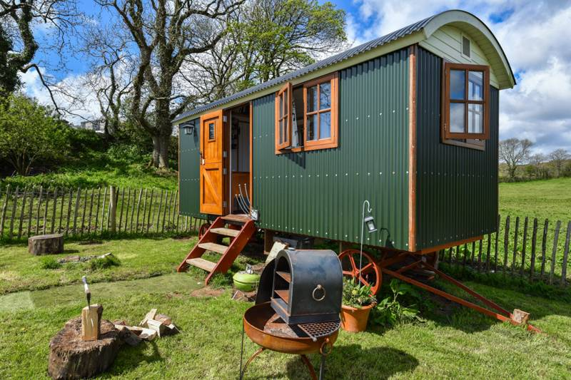 Frankshore Shepherds Hut