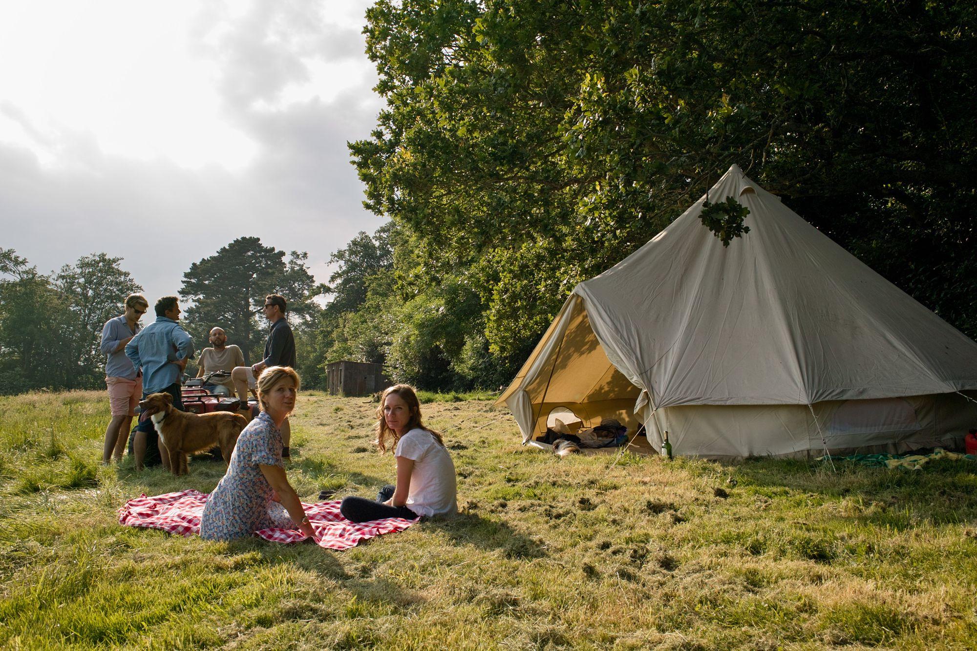 Campsites in Wimborne Minster – Cool Camping