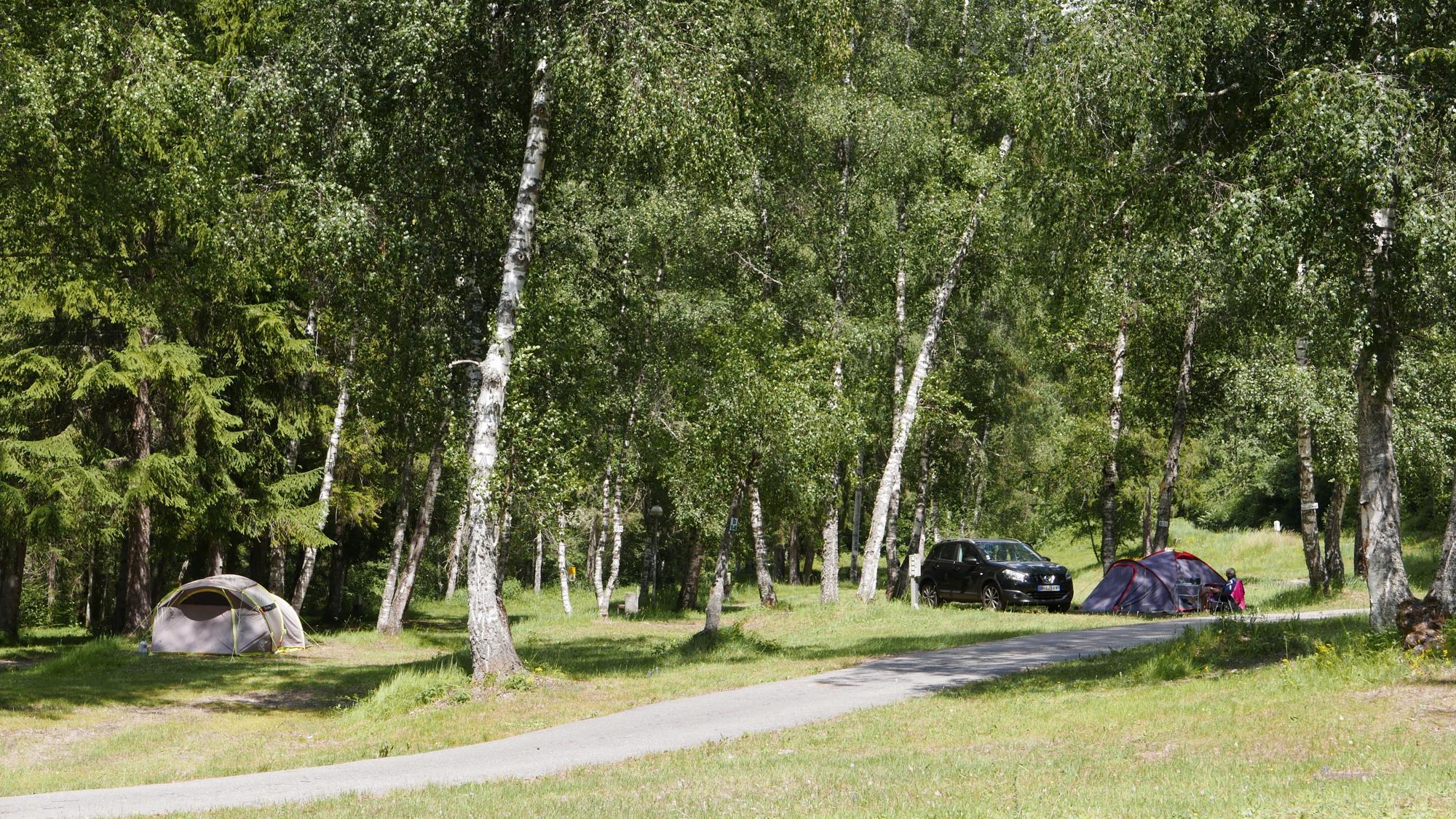 Campsites in Huttopia – I Love This Campsite