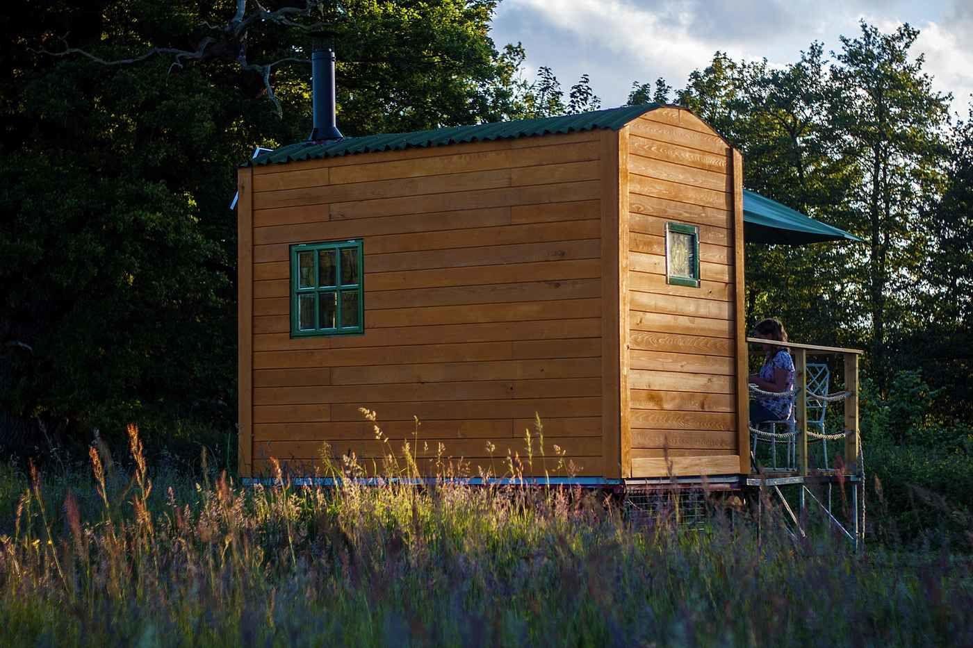 Campsites in the Midlands