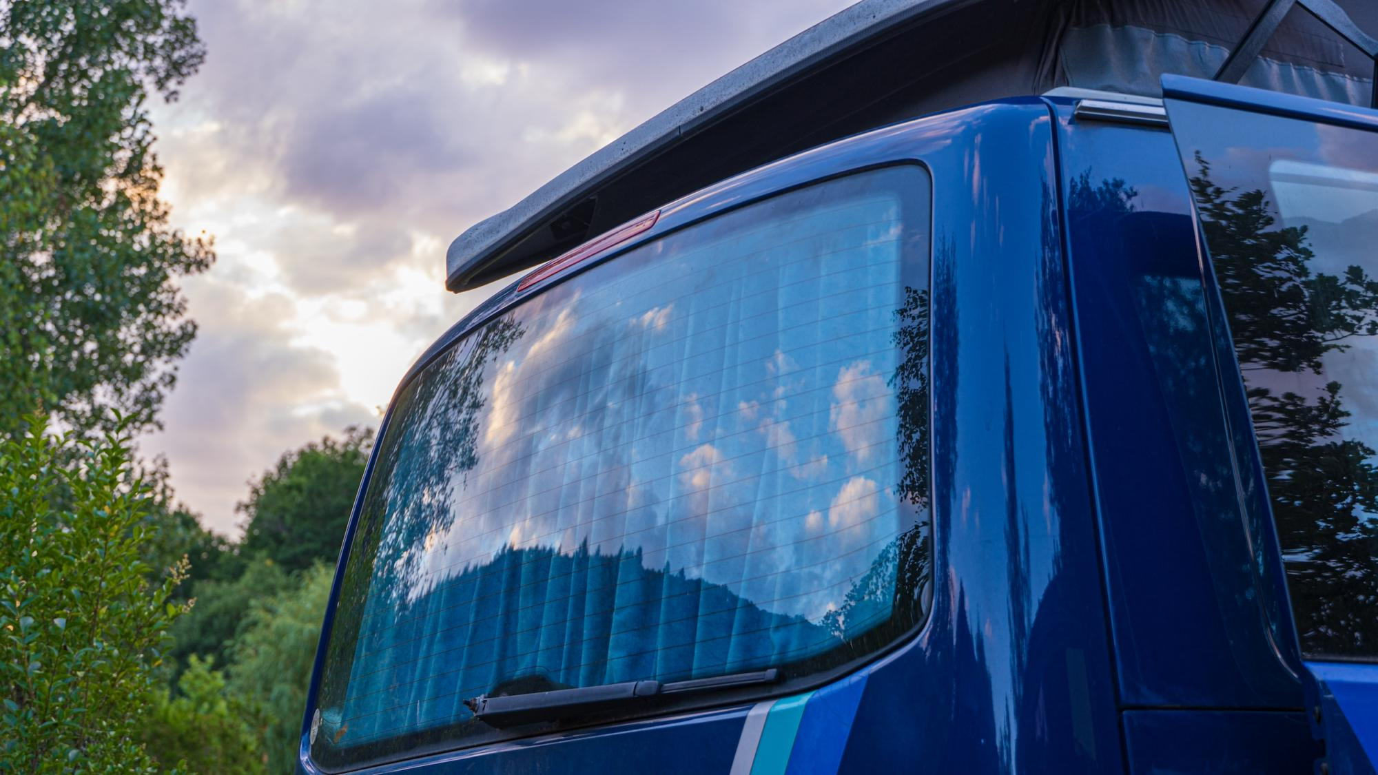 Campervan Hire in County Down   Motorhome Rental in County Down