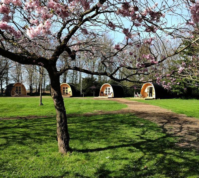 Apple Mount Retreat Apple Mount Farmhouse, Thorpe Morieux, Suffolk IP30 0NQ