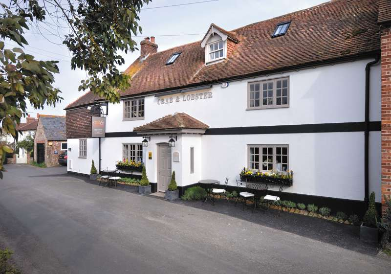 The Crab and Lobster Mill Lane Sidlesham West Sussex PO20 7NB