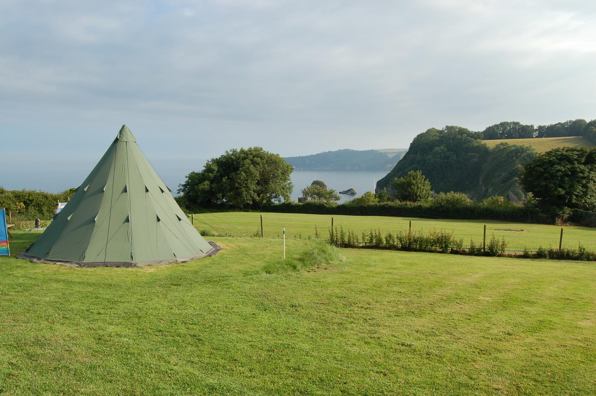 Fowey Camping – Campsites near Fowey, Cornwall