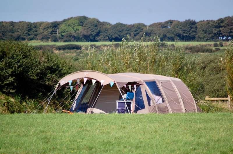Ty Parke Camping & Yurt Holidays Llanreithan, St Davids, Pembrokeshire, SA62 5LG.