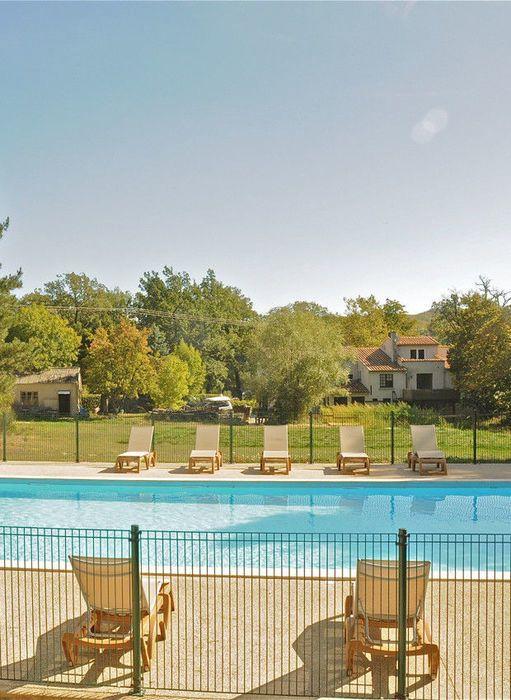 Luxury campsites in France