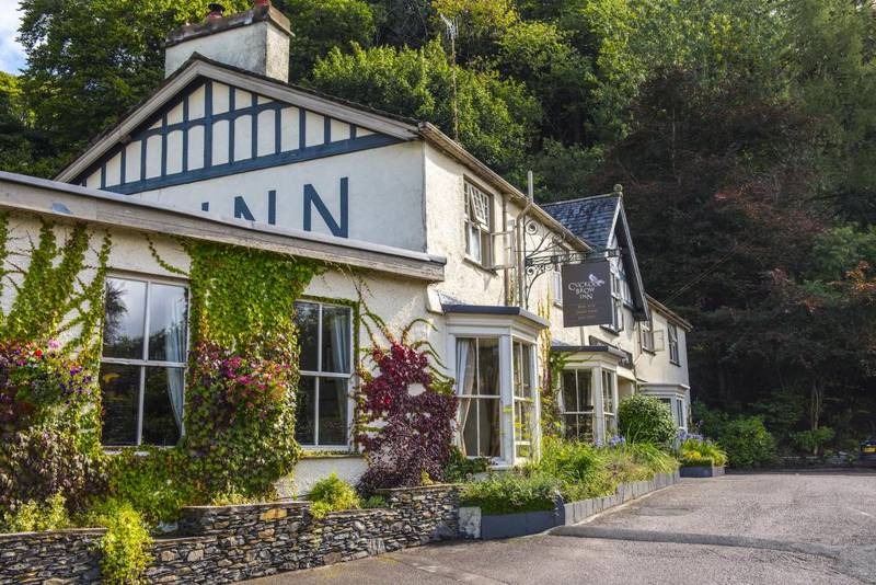 Cuckoo Brow Inn Far Sawrey, Ambleside, Cumbria LA22 0LQ