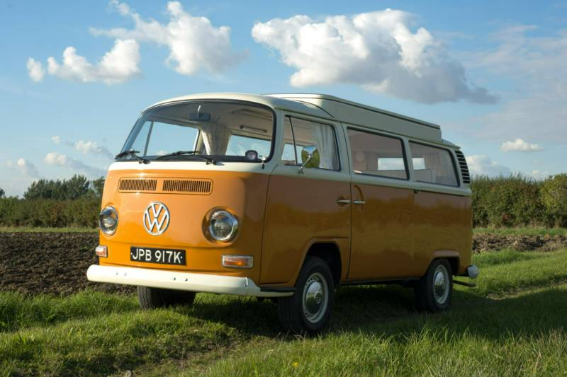 Campervan Hire in Lincolnshire | Motorhome Rental in Lincolnshire