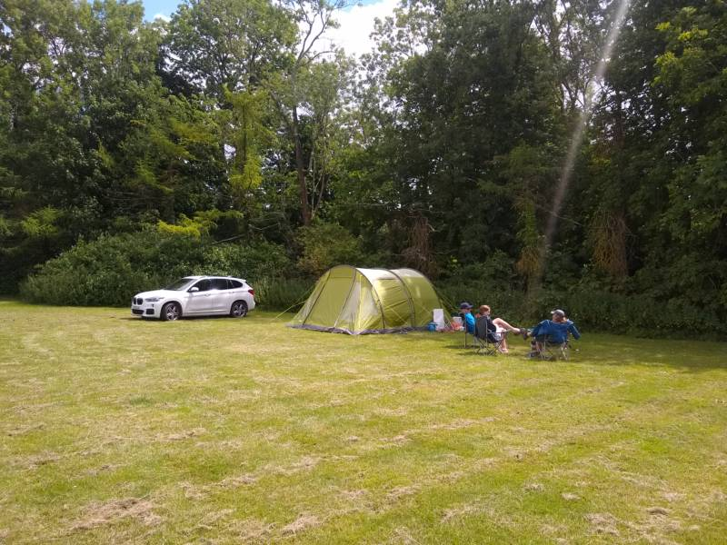 Popcorn Camping Sandwich Deal Road, Sandwich, Kent CT13 0FA