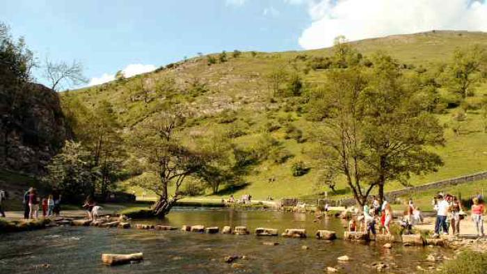 Dovedale to Milldale Walk