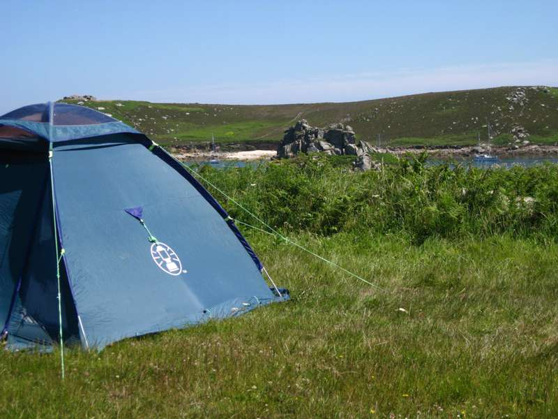 Bryher Campsite Jenford, Bryher, Isles of Scilly TR23 0PR