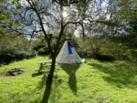 Overlake - Medium Tipi - Private Site