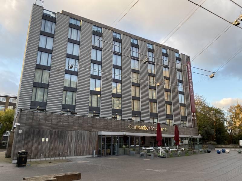 Bermondsey Square Hotel 9 Bermondsey Square, London SE1 3UN
