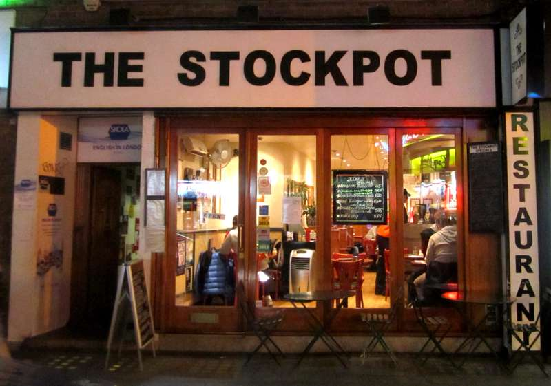 Stockpot