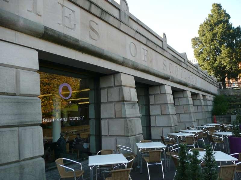 The Scottish Café and Restaurant