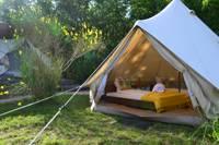 Samburu, Ensuite Safari Tent