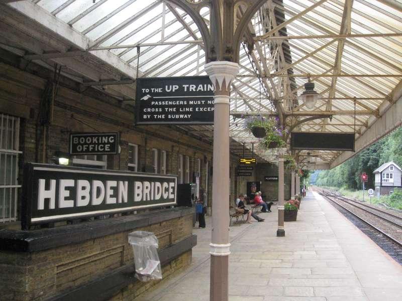 Hebden Bridge Station Cafe