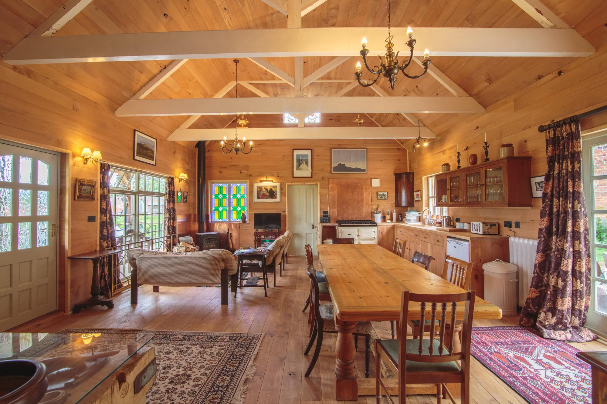 Self-Catering in Shropshire holidays at Cool Places
