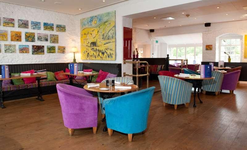 Devonshire Brasserie and Bar